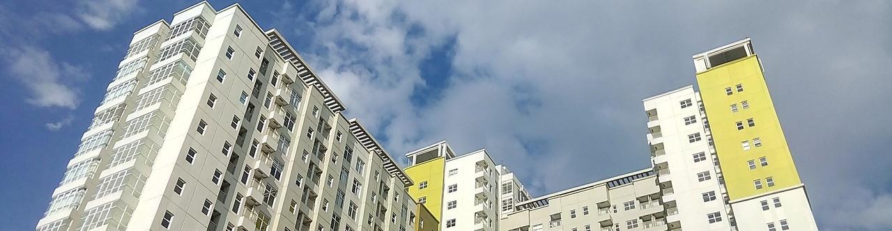 Chung cư cao cấp ở Sài Gòn vừa ở đã xuống cấp